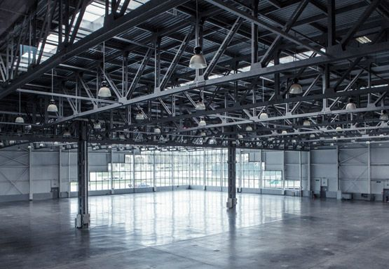 ​Warehousing and Industrial Space